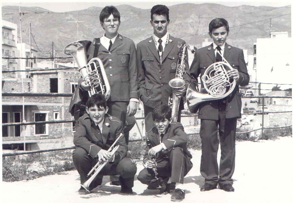 Nuevos músicos 1991